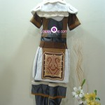 Beastmaster from Dota 2 Cosplay Costume inner back R