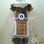 Beastmaster from Dota 2 Cosplay Costume back