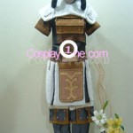 Beastmaster from Dota 2 Cosplay Costume front