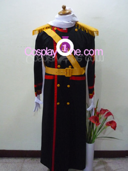 Bloody Sunday Cosplay Costume front