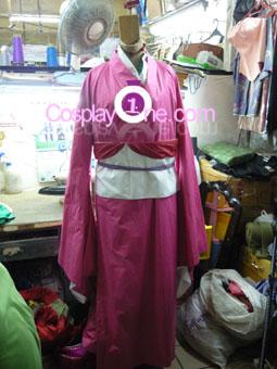 Botan 2 from Yu Yu Hakusho Cosplay Costume front prog