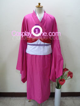 Botan from The Golden Seal Cosplay Costume front