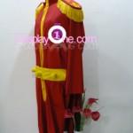 Bucky Cosplay Costume side