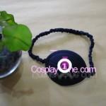 Ciel Phantomhive Black from Black Butler Cosplay Costume eyepatch