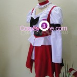C.C. from Code Geass Cosplay Costume side