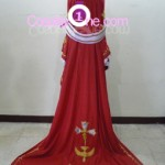 Caterina Sforza from Trinity Blood Cosplay Costume back