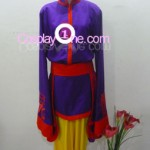 China (Halloween costume version) from Hetalia Cosplay Costume front