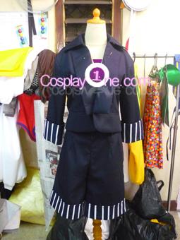 Ciel Phantomhive from Kuroshitsuji Cosplay Costume front prog