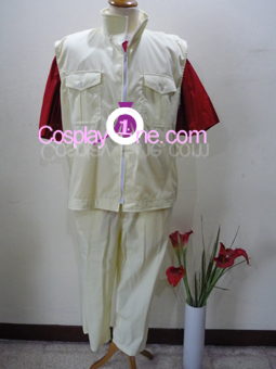 Denketsu from Anime Cosplay Costume front