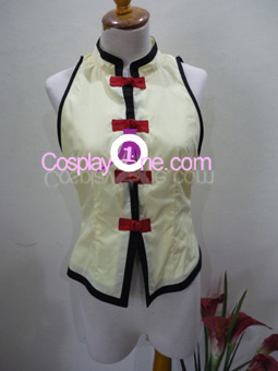 Ein from Anime Cosplay Costume front