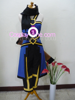 Emil Castagnier from Tales of Symphonia Cosplay Costume R front