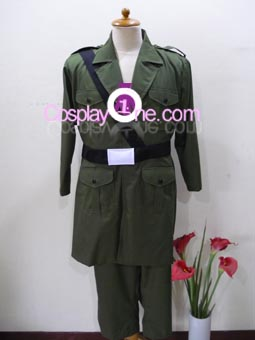 England from Hetalia Cosplay Costume front