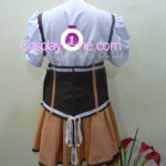 Mami Tomoe from Puella Magi Madoka Magica Cosplay Costume back