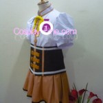 Mami Tami Tomoe from Puella Magi Madoka Magica Cosplay Costume side