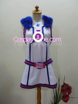 SF-A2 Miki from Vocaloid Cosplay Costume front