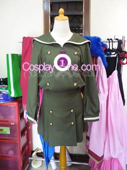 Shana from Shakugan no Shana Cosplay Costume front prog