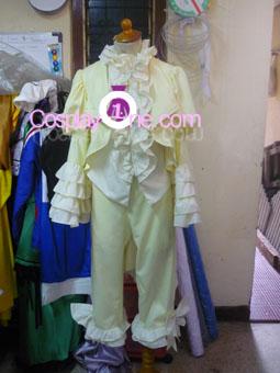 Tadase Platinum Royale from Shugo Chara! Cosplay Costume front prog