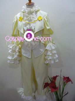 Tadase Platinum Royale from Shugo Chara! Cosplay Costume front