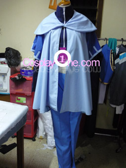 Takuto Kira from Anime Cosplay Costume front prog