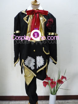 Tama from Vocaloid Cosplay Costume front R