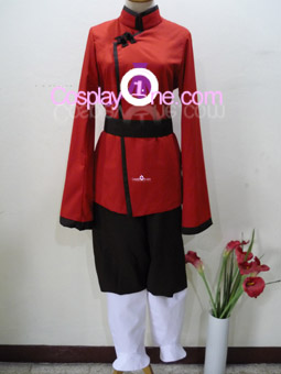 Hongkong from Hetalia (Axis Powers version) Cosplay Costume front