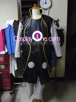 Thor from Marvel Comics Cosplay Costume front prog
