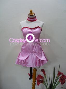 Ichigo Momomiya from Tokyo Mew Mew Cosplay Costume front