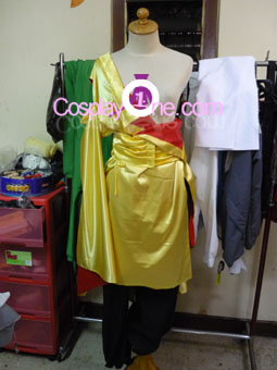 Tomomori from Anime Cosplay Costume front prog