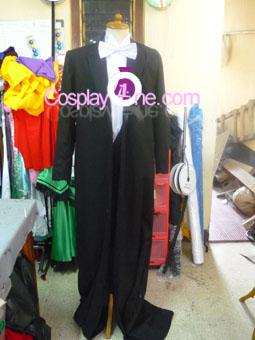 Tyki Mikk from D.Gray-man Cosplay Costume front prog