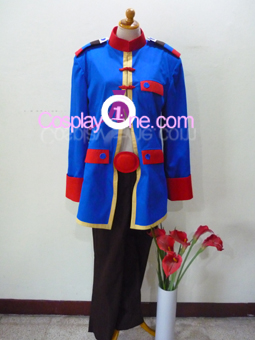 Vichattan Cosplay Costume front