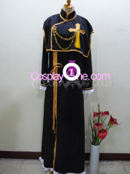 Vincent Nightray from Pandora Hearts Cosplay Costume front