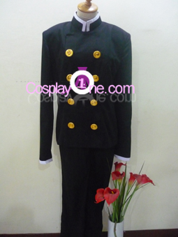 Watanuki Kimihiro from Clamp Cosplay Costume front