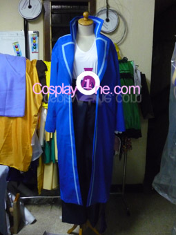 Willard H. Wright from Anime Cosplay Costume front prog