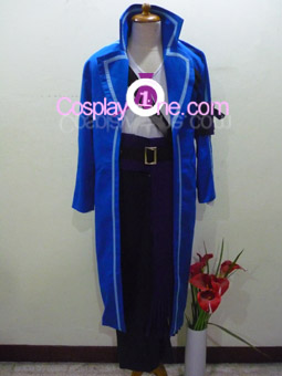 Willard H. Wright from Anime Cosplay Costume front