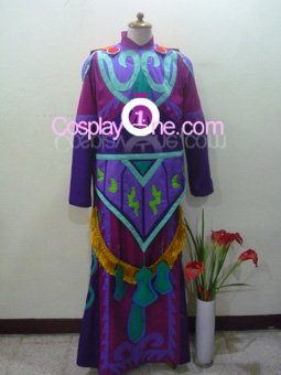 World of Warcraft Priest Tier 11 Cosplay Costume front