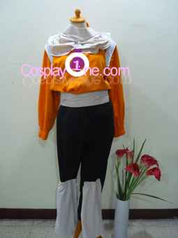 Yoruichi Shihoin from Bleach Cosplay Costume front