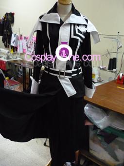 Yu Kanda from D.Gray-man Cosplay Costume front prog