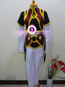 Yuan Ka-Fai from Tales of Symphonia Cosplay Costume front R