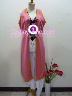 Zelos Wilder from Tales of Symphonia Cosplay Costume front