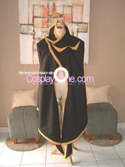 Lelouch Lamperouge from Code Geass Cosplay Costume cape front
