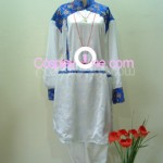 Brad Wong from Dead or Alive Cosplay Costume front