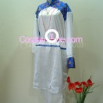 Brad Wong from Dead or Alive Cosplay Costume side
