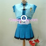Bubbles (The Powerpuff Girl Z version) from The Powerpuff Girl Cosplay Costume front