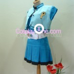 Bubbles (The Powerpuff Girl Z version) from The Powerpuff Girl Cosplay Costume side