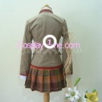 Chizuru from Anime Cosplay Costume back