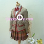 Chizuru from Anime Cosplay Costume side3
