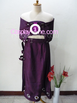 Testament from Guilty Gear Cosplay Costume front