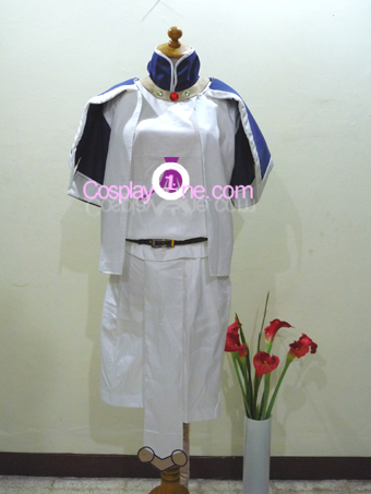 Wiggan from Anime Cosplay Costume front