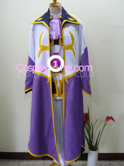 Jeremiah Gottwald from Code Geass Cosplay Costume front