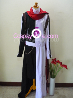 Jio Freed from O-Parts Hunter Cosplay Costume front